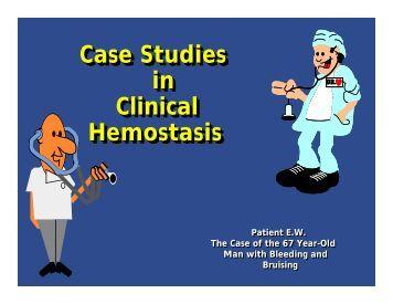 clinical pathology case studies Case studies all case studies refine list  cardiac pathology clinical  chemistry coagulation cytogenetics cytopathology  2018 case studies  highlights.
