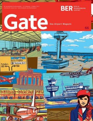 Gate 66 Frühjahr 2012