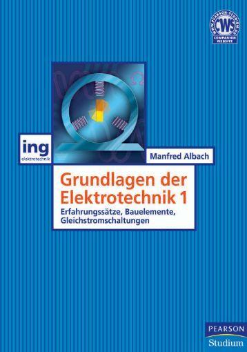 Grundlagen der Elektrotechnik 1 ... - Pearson Studium
