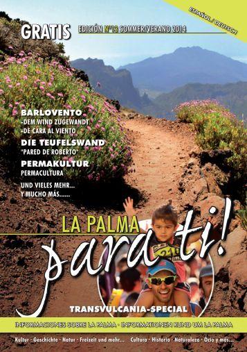 La Palma para ti! N°13