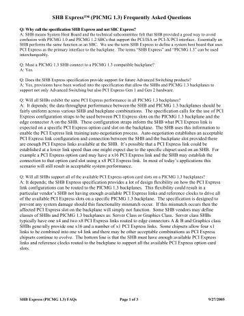 mindshare pci express system architecture pdf