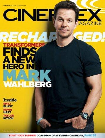 Cineplex Magazine June2014