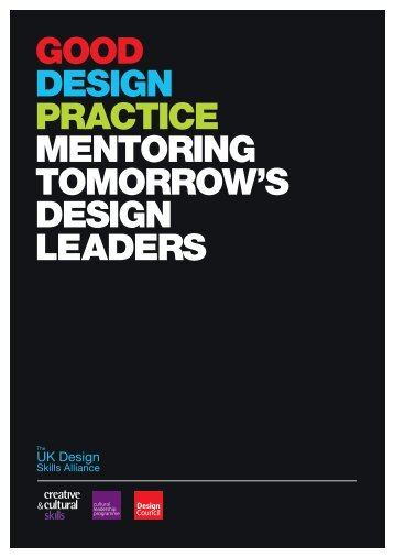 Mentoring tomorrow's design leaders - Plan