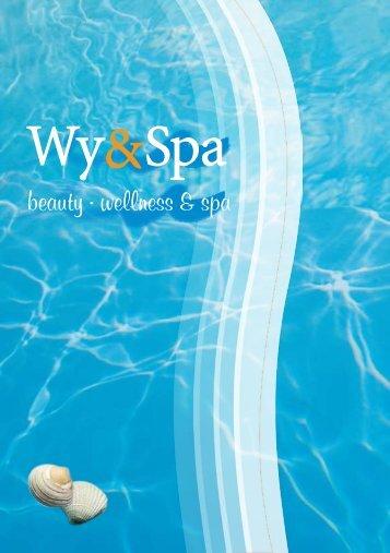 beauty · wellness & spa