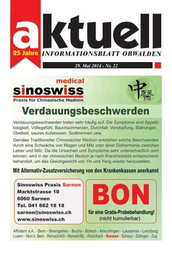 Aktuell Obwalden 22-2014