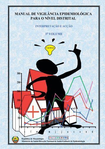 Manual de vigilância epidemiológica para o nível distrital: 1º volume