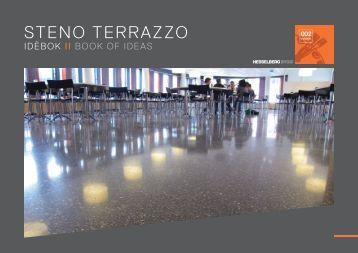 STENO TERRAZZO - Produktfakta
