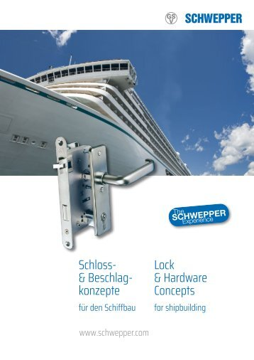 Hauptkatalog / main catalogue - Schwepper