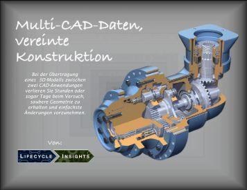 Die CAD-Revolution und was sie für Sie bedeutet - PTC.com