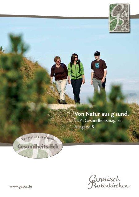 GaPa Gesundheitsmagazin Ausgabe 8