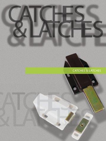 magnetic touch latch - Richelieu