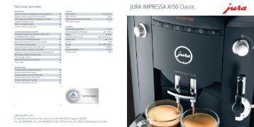 the jura impressa s9 classic brochure jurang. Black Bedroom Furniture Sets. Home Design Ideas