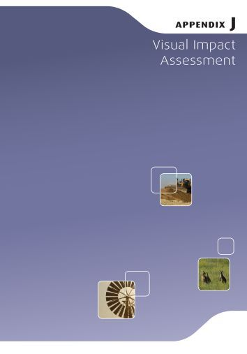 visual impact assessment guidelines nsw