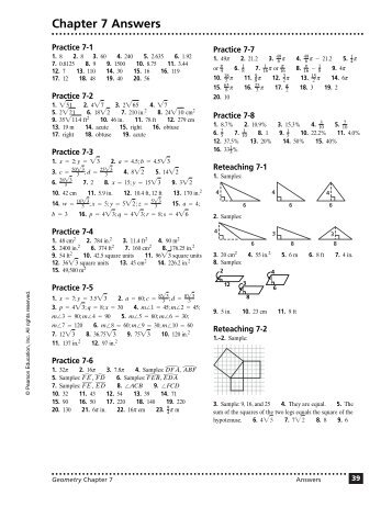Worksheet Glencoe Geometry Worksheet Answers glencoe geometry worksheet answers worksheets for school kaessey collection photos kaessey