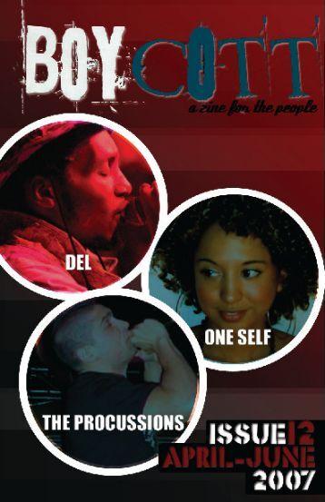 Boy-Cott Magazine #12