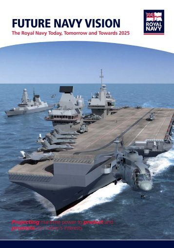 The Future Navy Vision - Royal Navy