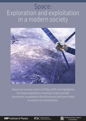 space exploration thesis