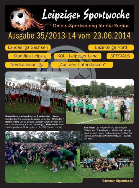 Ausgabe 35/2013-14 vom 23.06.2014