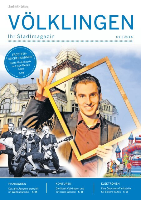 Stadtmagazin Völklingen 01|2014
