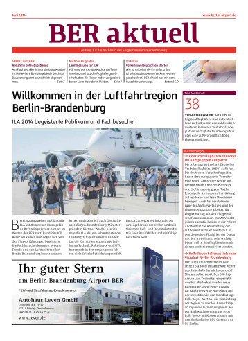 BER aktuell 06/2014