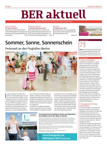 BER aktuell 07/2014