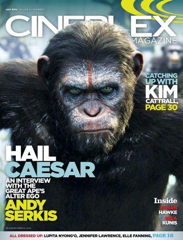 Cineplex Magazine July2014