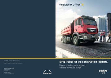 Construction vehicles (2 MB PDF) - MAN Truck Forum