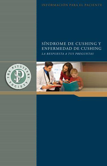 SÍNDROME DE CUSHING Y ENFERMEDAD DE ... - Pituitary Society