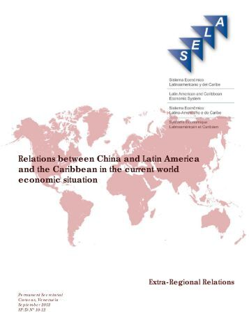 china and america economic relationship