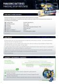 panasonic batteries - Page 4