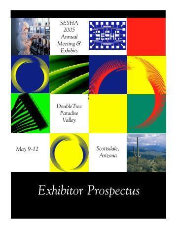 2005 Exhibitor Prospectus (.pdf) - Semiconductor Safety Association