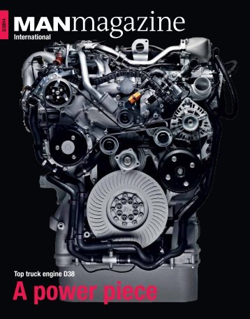 MANmagazine Truck edition  2/2014