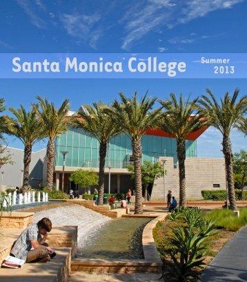 essay for santa monica