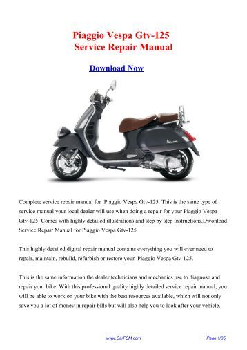 haynes scooter manual download free