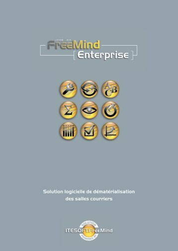 ITESOFT.FreeMind Enterprise v2.3 FR - Solutions-as-a-Service