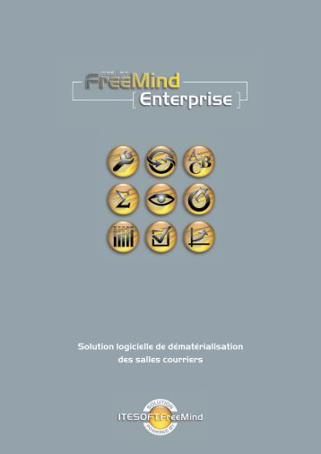 ITESOFT.FreeMind Enterprise v2.3 FR - Solutions-as-a-Service