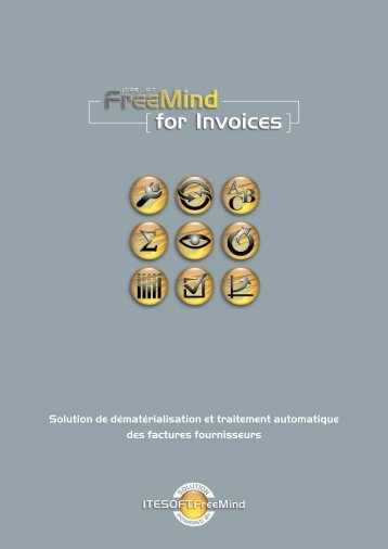 ITESOFT.FreeMind for Invoices v2.3 FR - Solutions-as-a-Service