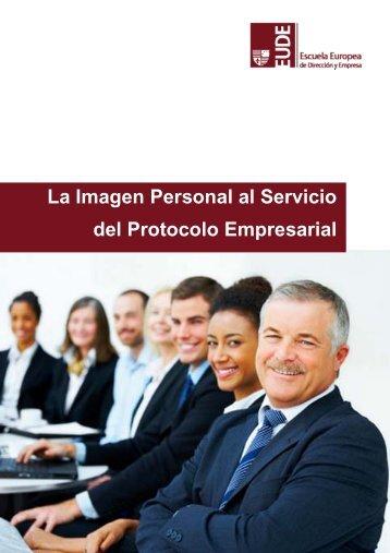 La Imagen Personal al Servicio del Protocolo Empresarial - Emagister