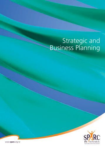 4989 Strategic and Business Planning - Charities