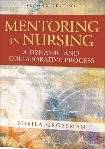 Mentoring in Nursing - Springer Publishing