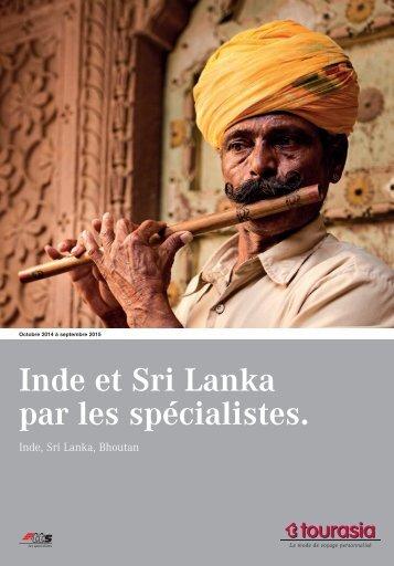 tourasia - Inde et Sri Lanka par les spécialistes