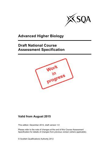 advanced higher biology essays < college paper academic writing advanced higher biology essays