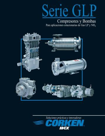Compresores y Bombas - Corken