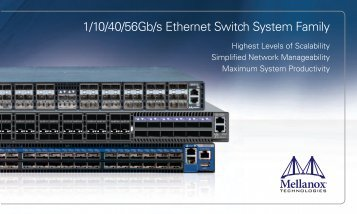 Overview Ethernet Switches (PDF) - starline Computer GmbH