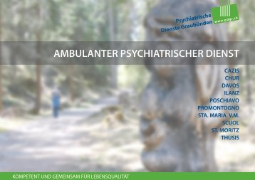 Ambulanter Psychiatrischer Dienst