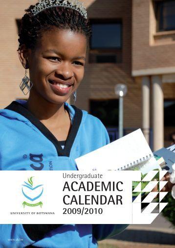 academic calendar academic calendar - Associated Colleges of the ...