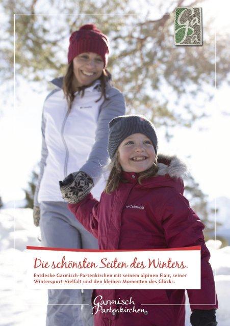 Entdecke die schönsten Seiten des Winters!