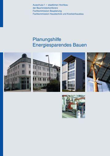 Planungshilfe sicherheitsbeleuchtung gaz notstromsysteme for Energiesparendes bauen