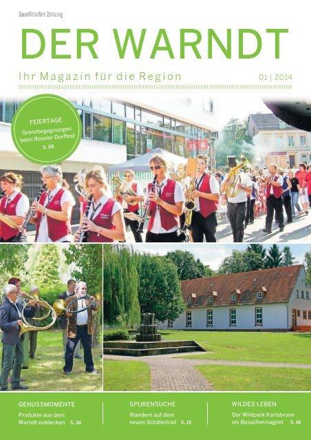 Gemeindemagazin Warndt 01|2014