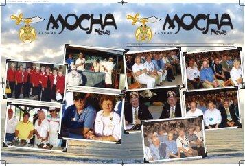 August 2009 - Mocha Shriners
